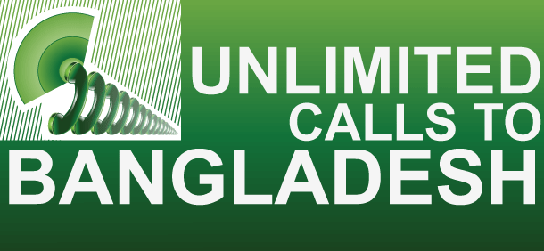 Unlimited calls to Bangladesh from USA